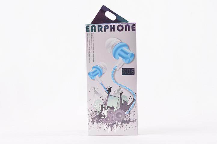 AURICULAR EARPHONE X-06 (HEY)