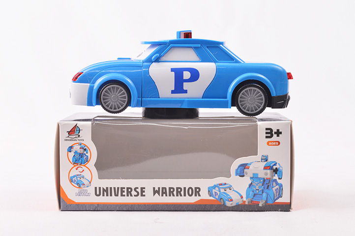AUTO CONVERTIBLE UNIVERSE WARRIOR (ADR)