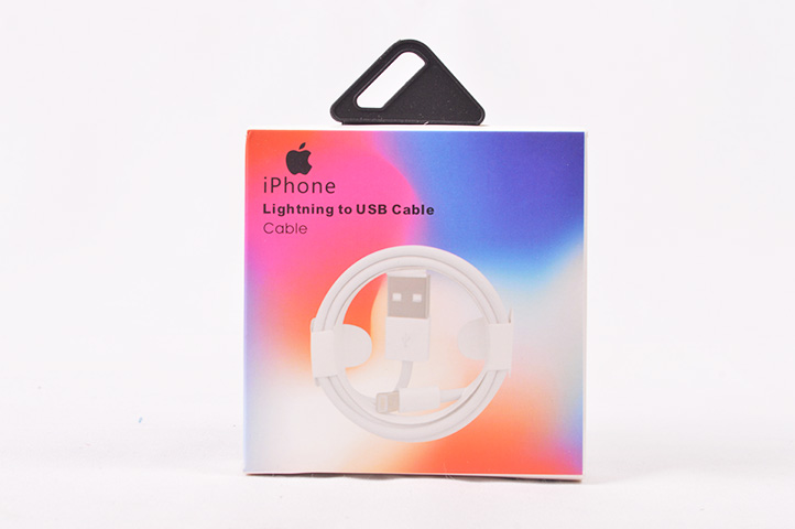CABLE CONECTOR p/iPHONE MD818ZM (HEY)