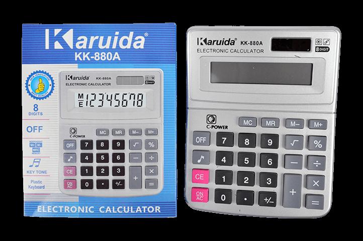 CALCULADORA KARUIDA KK-880A (LU)