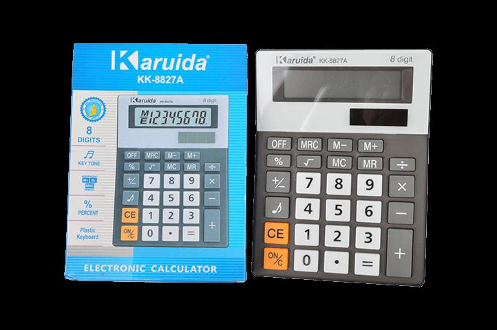 CALCULADORA ELECTRONICA KK-8827A (LU)