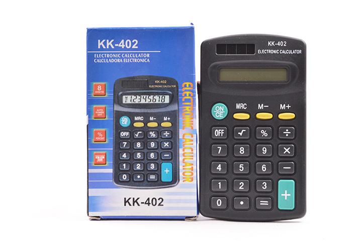 CALCULADORA ELECTRONICA KK-402 (ADR)