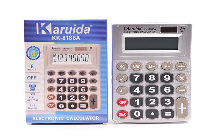 CALCULADORA ELECTRONICA KK-818A (LU)