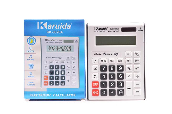 CALCULADORA ELECTRONICA KK-8826A (LU)