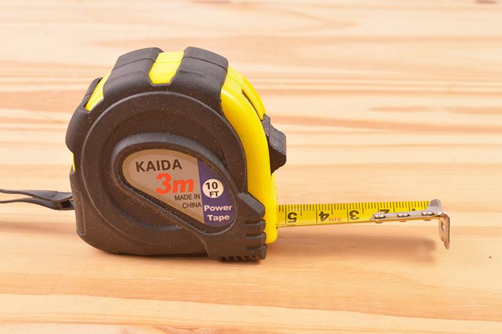 CINTA METRICA KAIDA 3mts (62020) (CLI2)