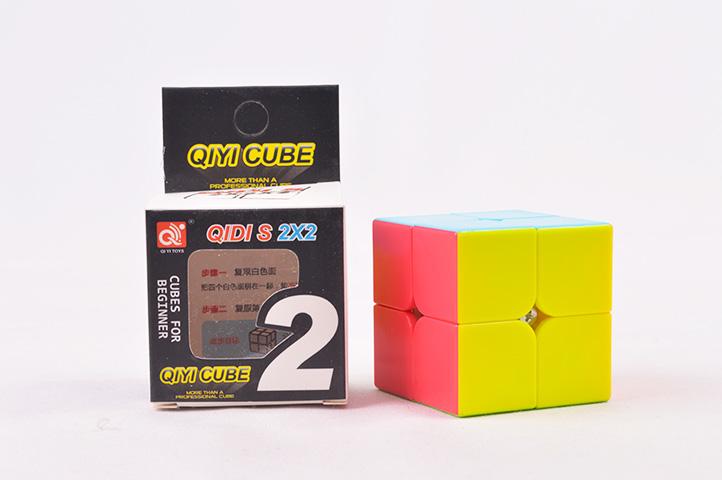 CUBO MAGICO 2X2X2 QIYI CUBE (ADR)