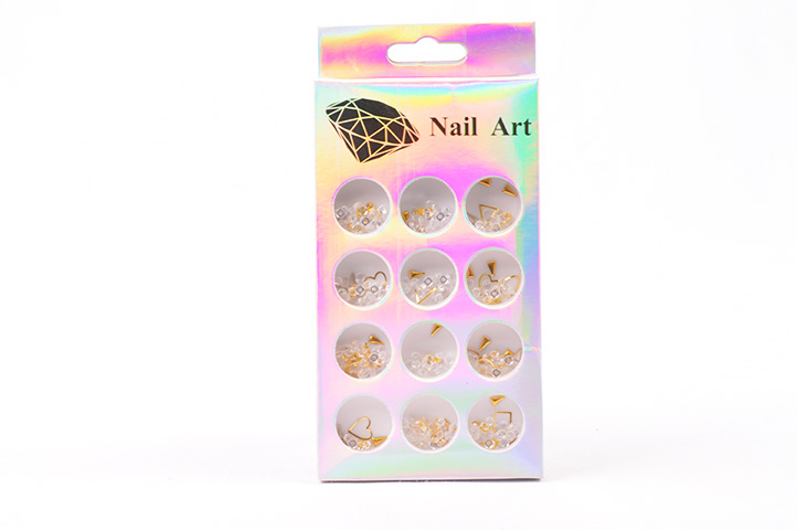 DECORATIVOS p/UÑAS NAIL ART DIAMANTE (CMP)