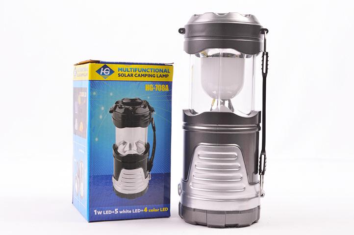 FAROL LAMPARA REBATIBLE HG-708A (CS)