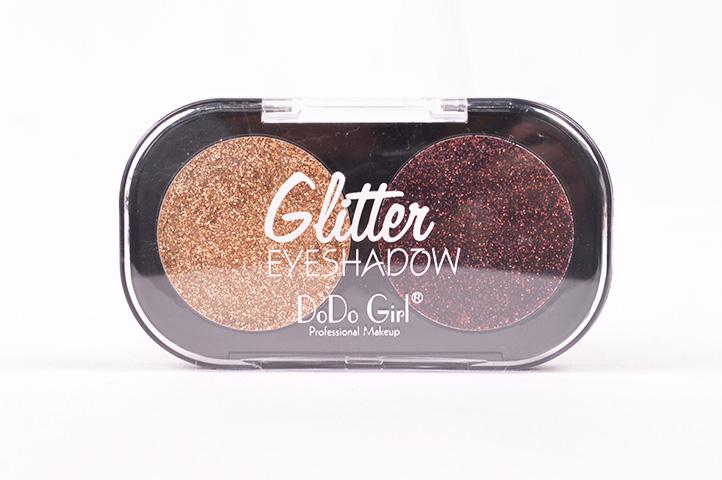 KIT 2 SOMBRAS GLITTER DODO GIRL 02 (0727) (CMP)