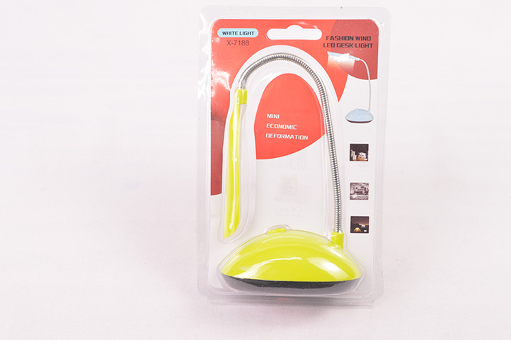 LAMPARA FLEXIBLE LED EN BLISTER X7188 (HEY)