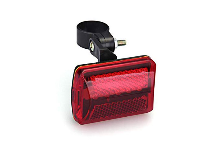 LUZ p/BICICLETA 5 LED (55883) (CLI2)