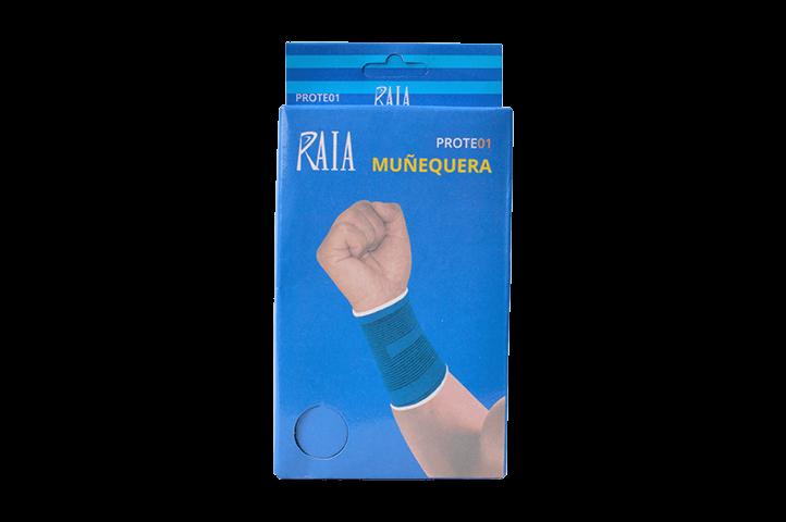 MUÑEQUERA ELASTIZADA -RAIA- (LU)