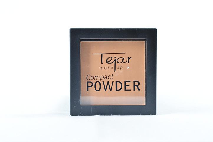 POLVO MAQUILLAJE COMPACT POWDER -TEJAR- (CLN)
