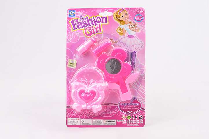 SET FASHION GIRL 4pzs 19614 (ADR)