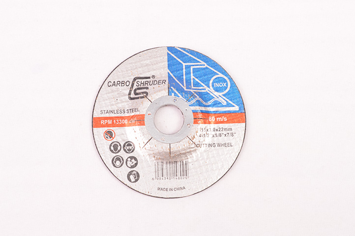 DISCO DE CORTE CARBO SHRUDER 115mm (48024) (CLI2)