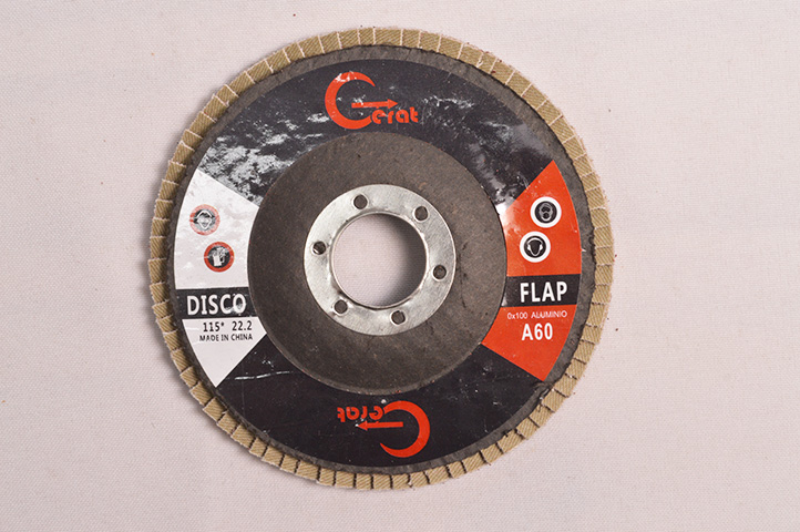 DISCO FLAP 115mm GRANO 60 (54552) (CLI2)