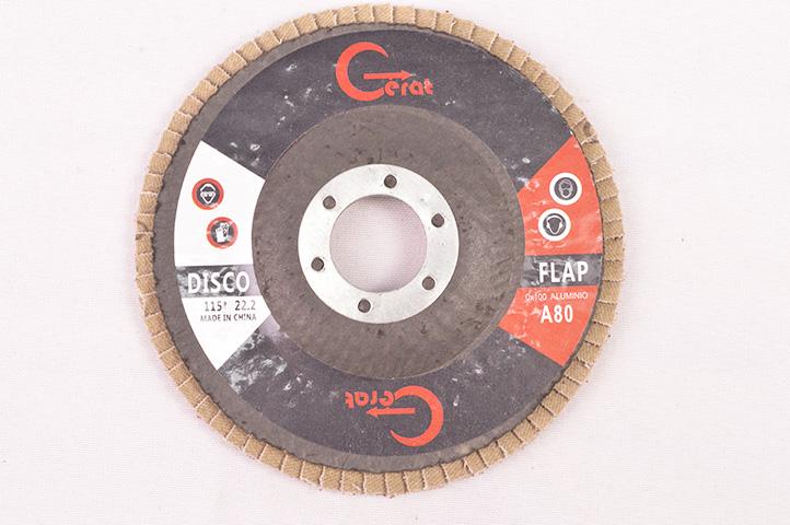 DISCO FLAP 115mm GRANO 80 (54552) (CLI2)